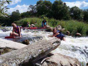 Upytieciu vasara - sprotui ir poilsiui