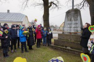 Vasario 16-oji Lietuvos gimtadienis