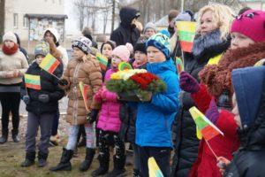 Vasario 16-oji - Lietuvos gimtadienis