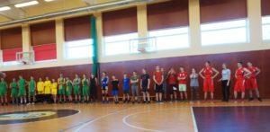 Krepšinio triatlono pergalė