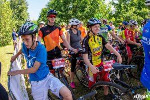 Sėkmingos dviračių kroso varžybos