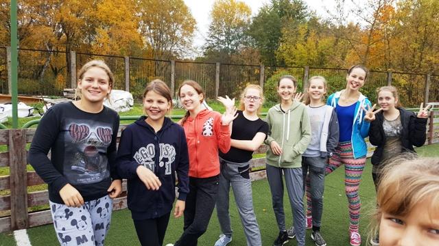 Mergaiciu futbolas